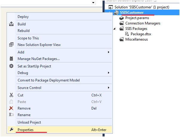 64 bit and 32 bit issue is MSBI SSIS Project   Learn MVC, Angular
